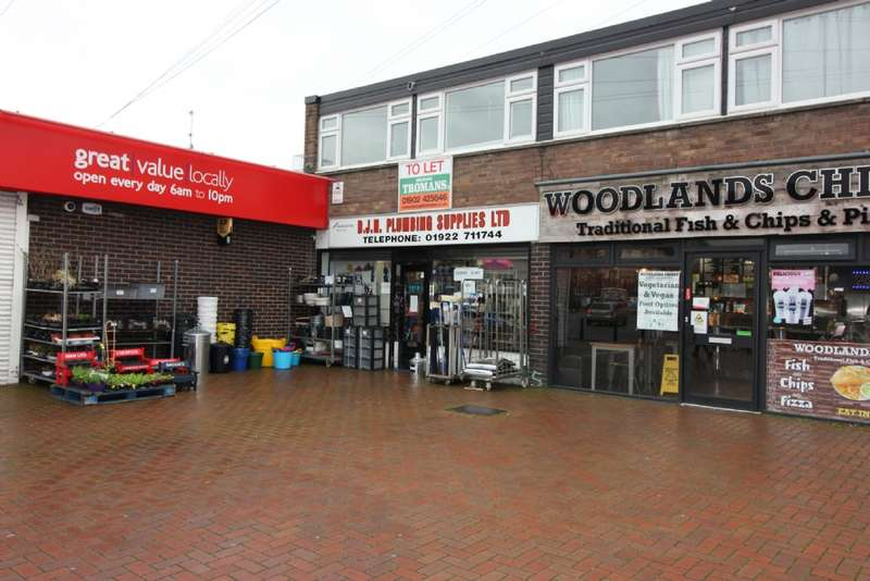 2 Bedrooms Flat for rent in Wood Lane, Willenhall