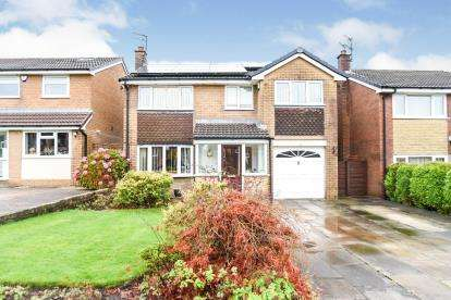 5 Bedrooms Detached House for sale in Freckleton Drive, Seddons Farm, Bury, Greater Manchester, BL8
