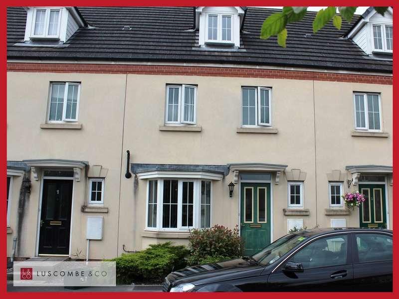4 Bedrooms Town House for rent in Buccaneer Way, Duffryn, Newport