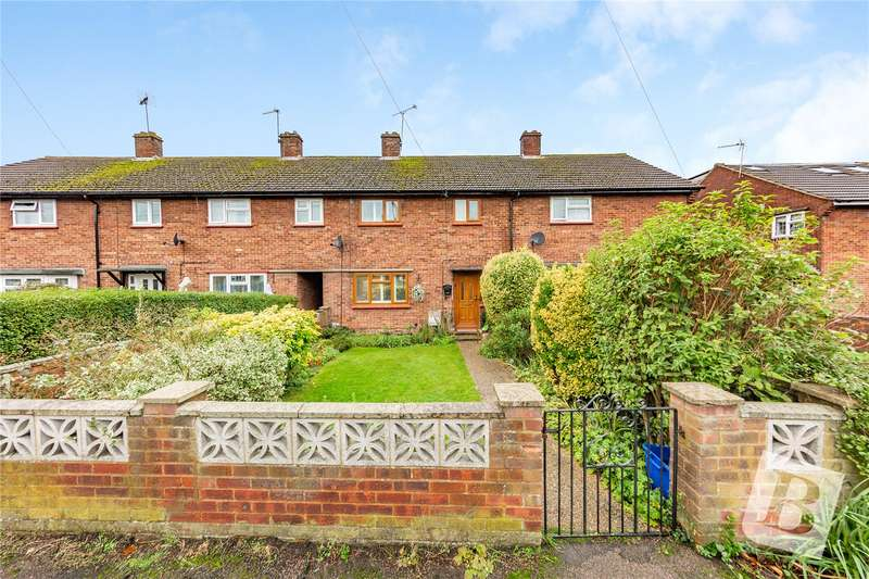 3 Bedrooms Terraced House for sale in Acres Avenue, Ongar, CM5
