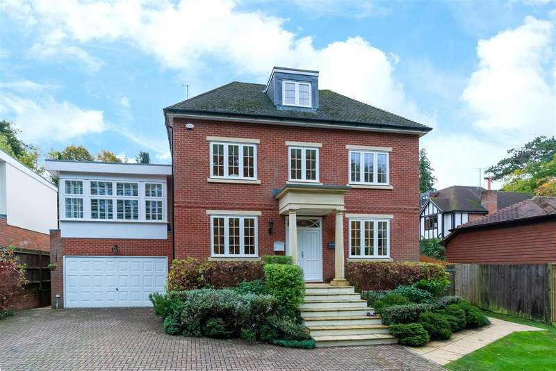 6 Bedrooms Detached House for sale in Sheethanger Lane, Felden, Hertfordshire