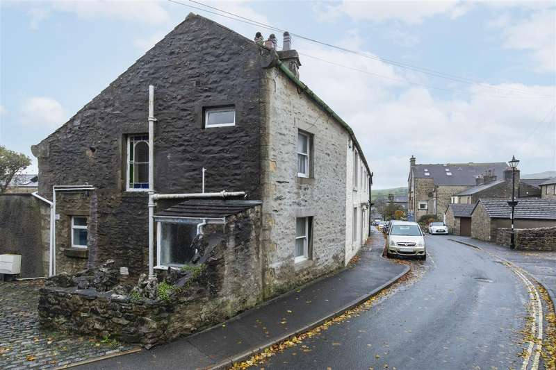 2 Bedrooms End Of Terrace House for sale in The Cottage, 32 High Street, Ingleton