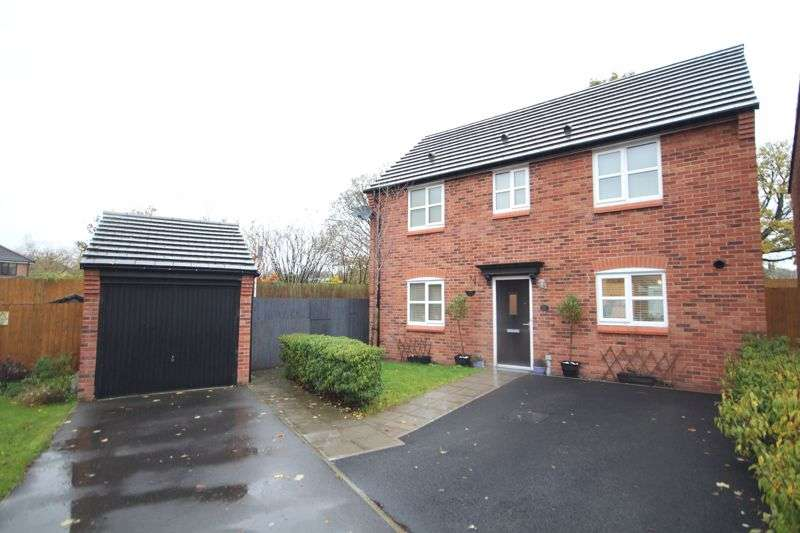 3 Bedrooms Property for sale in INNES CLOSE, Passmonds, Rochdale OL12 7BA