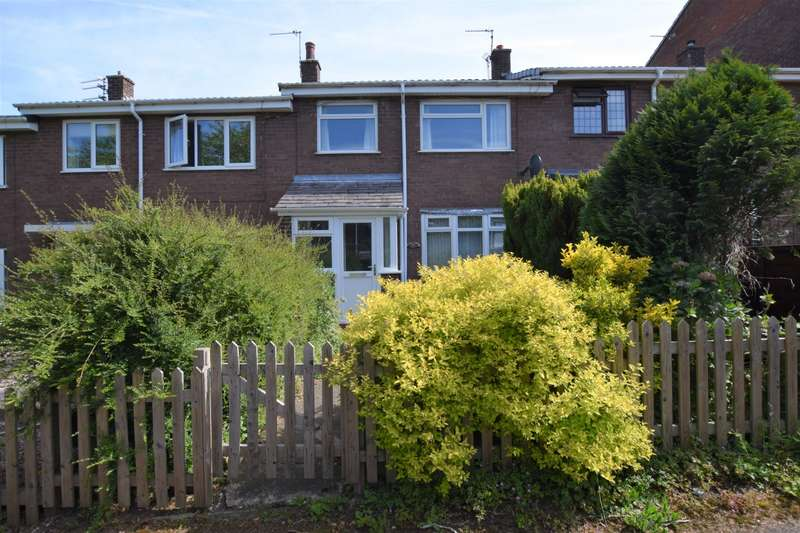 3 Bedrooms Terraced House for rent in Buckfast Close, Macclesfield