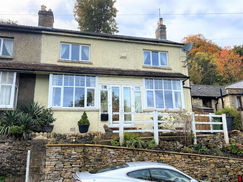 3 Bedrooms Semi Detached House for sale in Butterrow Hill, Stroud, GL5 2LG