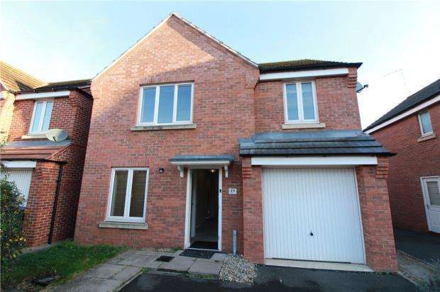 4 Bedrooms Detached House for rent in Cheshire Close, Coventry, West Midlands
