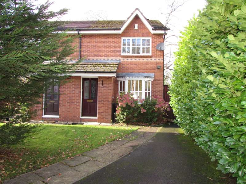 3 Bedrooms Semi Detached House for rent in Petworth Close, Grosvenor Park, Sharston, Manchester, M22