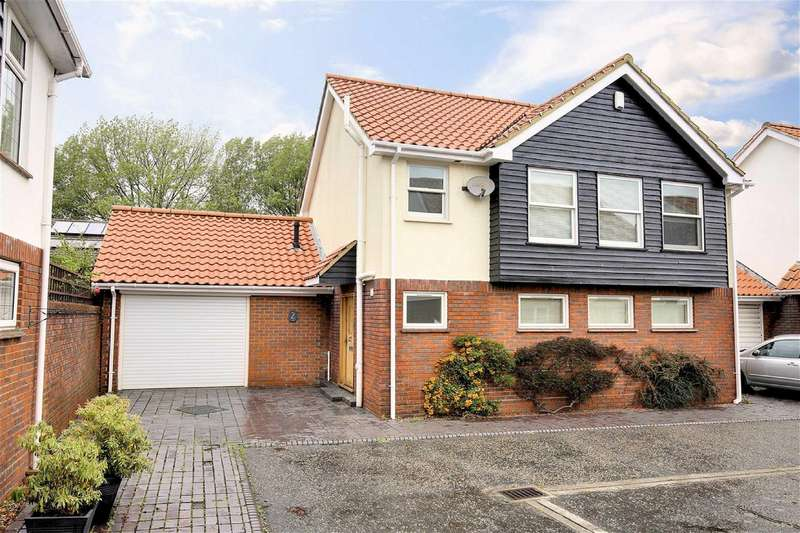 4 Bedrooms Detached House for sale in Thrifts Mead, Theydon Bois