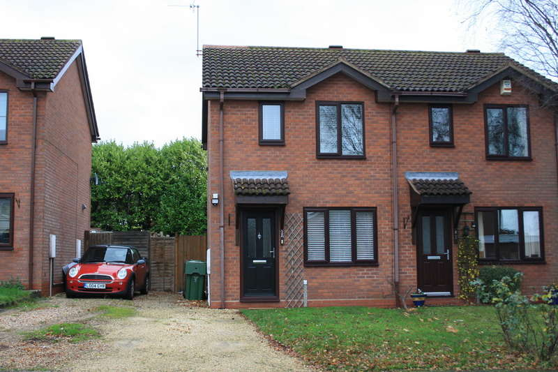 2 Bedrooms Semi Detached House for rent in Silverdale, Bromsgrove