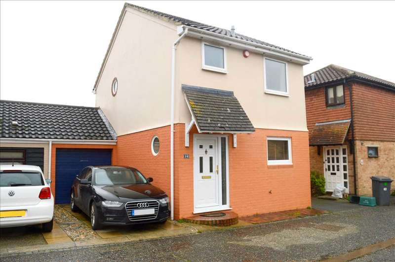 3 Bedrooms Link Detached House for sale in Clarence Close, Chelmsford