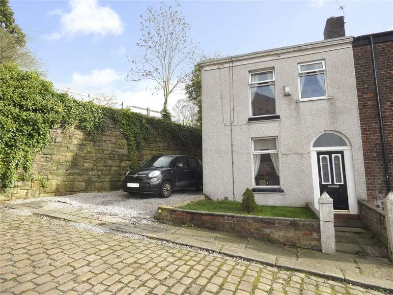 2 Bedrooms End Of Terrace House for sale in Lever Bridge Place, Bolton, Greater Manchester, BL3