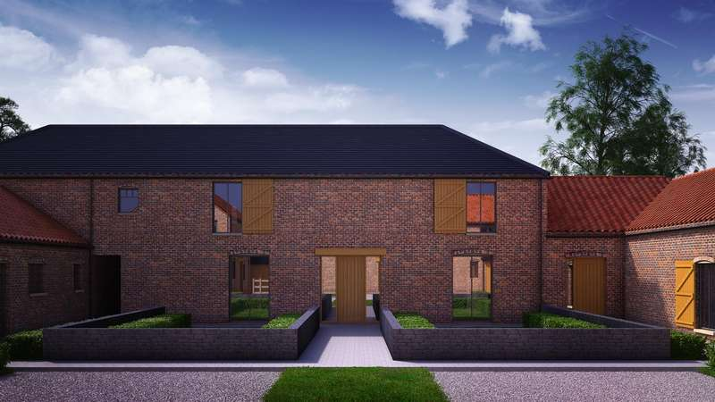 4 Bedrooms Terraced House for sale in Gainsborough Road, Middle Rasen, Market Rasen