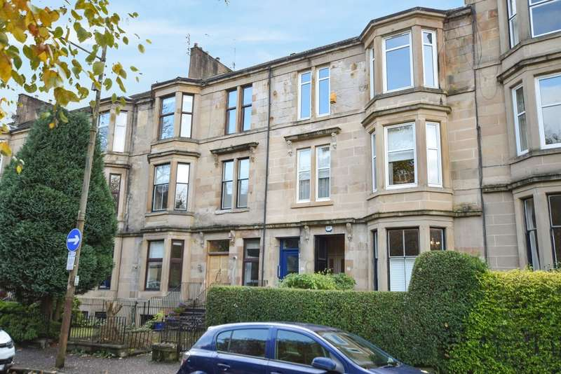 2 Bedrooms Flat for sale in Hayburn Crescent, Partickhill