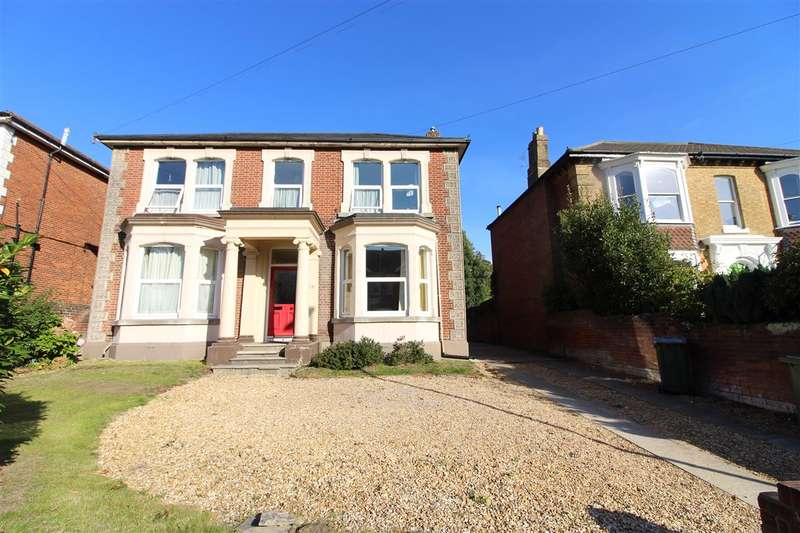 8 Bedrooms Detached House for rent in Hill Lane, Southampton