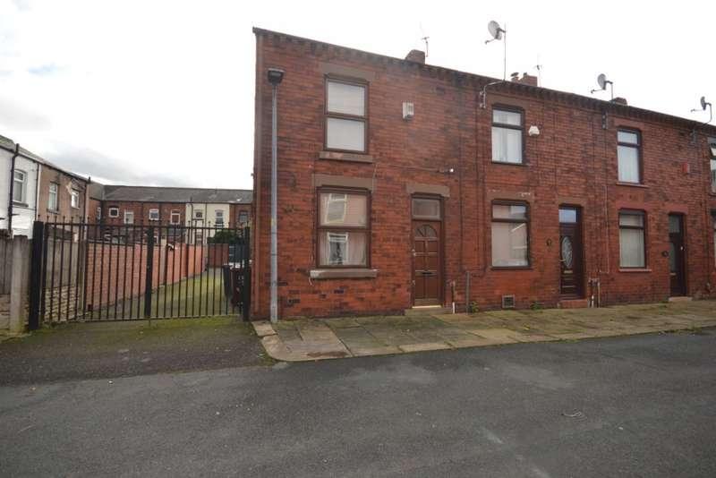 2 Bedrooms Terraced House for sale in Robert Street, Platt Bridge, Wigan, WN2 3TW