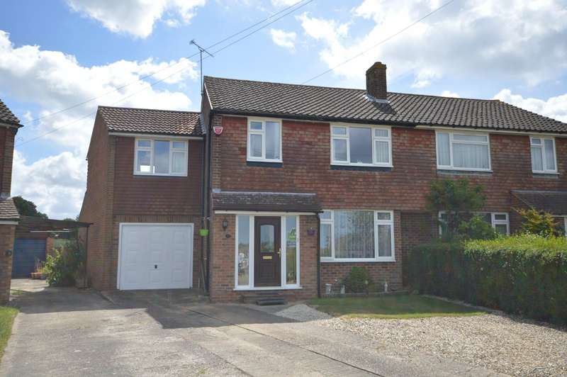 4 Bedrooms Semi Detached House for sale in Chaucer Close, Canterbury, Kent, CT1