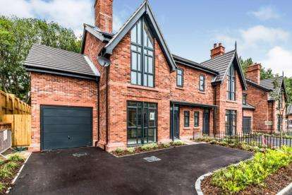 4 Bedrooms Semi Detached House for sale in Fairways View, Kersall Road, Prestwich, Greater Manchester