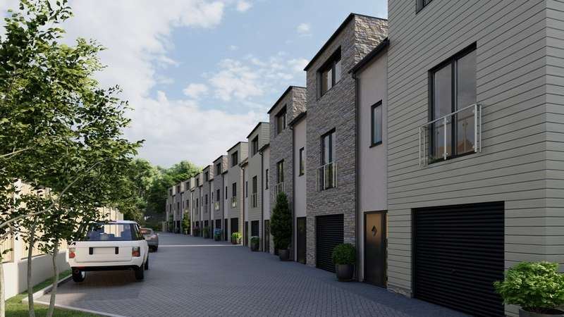 3 Bedrooms Terraced House for sale in The Sycamore, Stowford Mill, Ivybridge