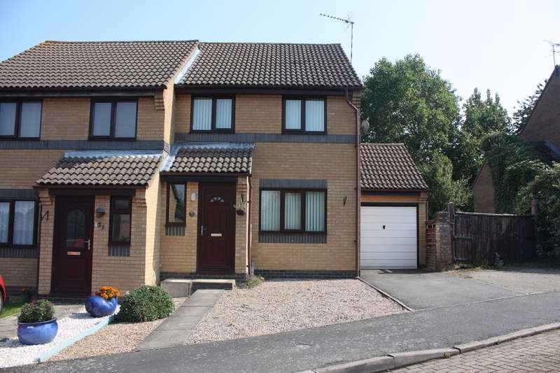 3 Bedrooms Semi Detached House for rent in Primrose Hill, Daventry