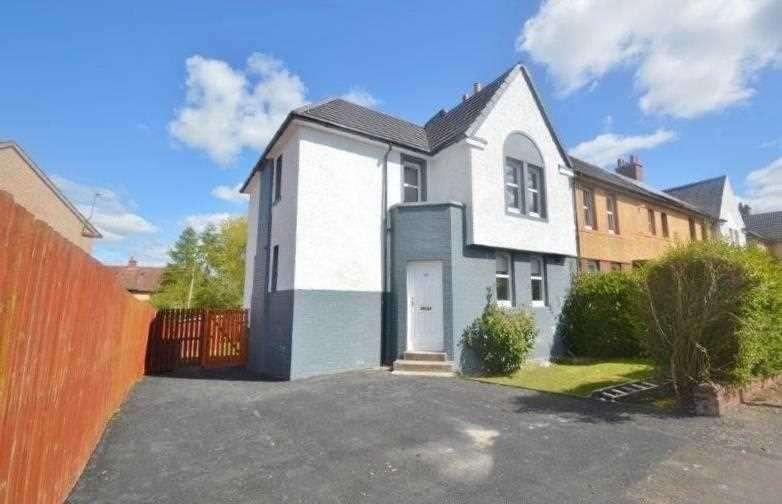 4 Bedrooms End Of Terrace House for sale in Auchinraith Avenue, Hamilton, HAMILTON