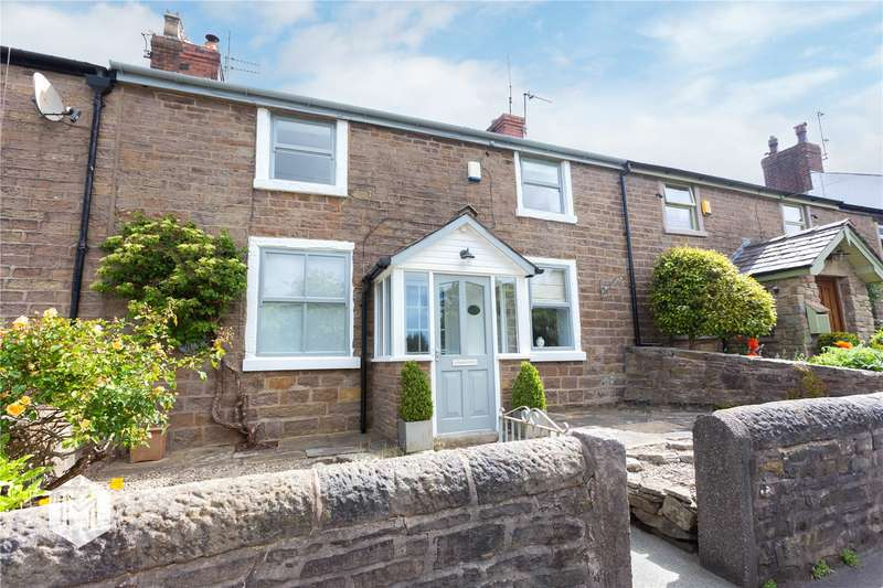 4 Bedrooms Terraced House for sale in Town Lane, Whittle-le-Woods, Chorley, Lancashire, PR6