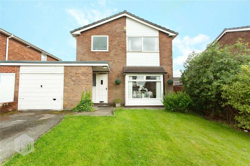 3 Bedrooms Link Detached House for sale in Green Bank, Harwood, Bolton, BL2