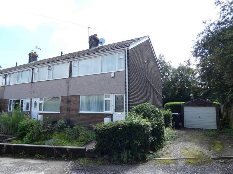 3 Bedrooms Town House for sale in Lower Hall Close, Liversedge, WF15