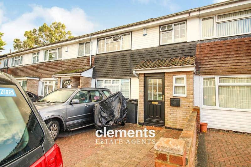 3 Bedrooms Terraced House for sale in The Dart, Hemel Hempstead