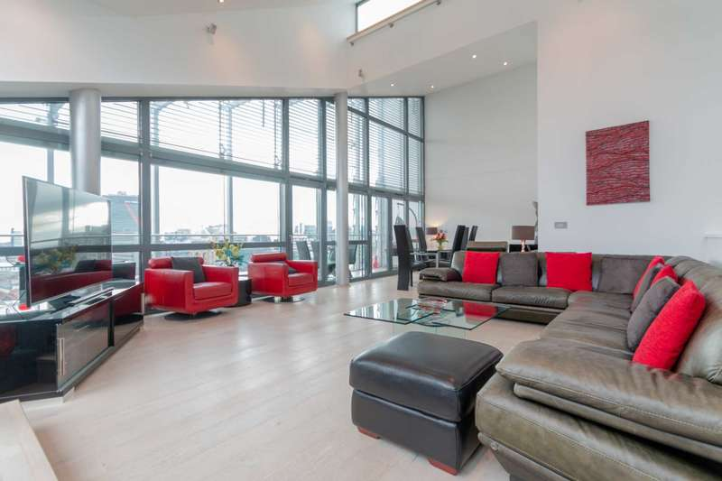 3 Bedrooms Duplex Flat for sale in No1 Deansgate, Manchester