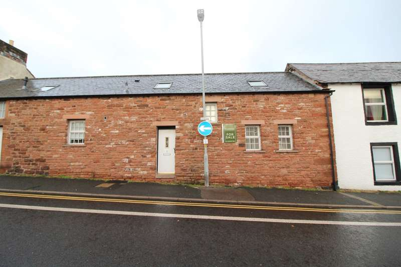 2 Bedrooms Barn Conversion Character Property for sale in Drovers Lane, Penrith, CA11