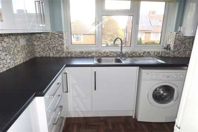 1 Bedroom Flat for rent in Berners Drive,St Albans, AL1