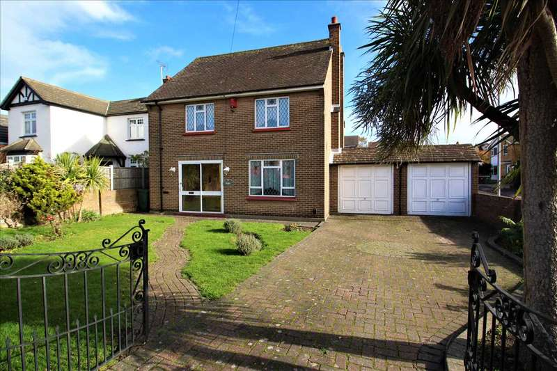 3 Bedrooms Detached House for sale in Windsor Avenue