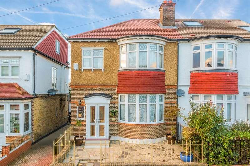 3 Bedrooms Semi Detached House for sale in Rockhampton Road, West Norwood, London, SE27