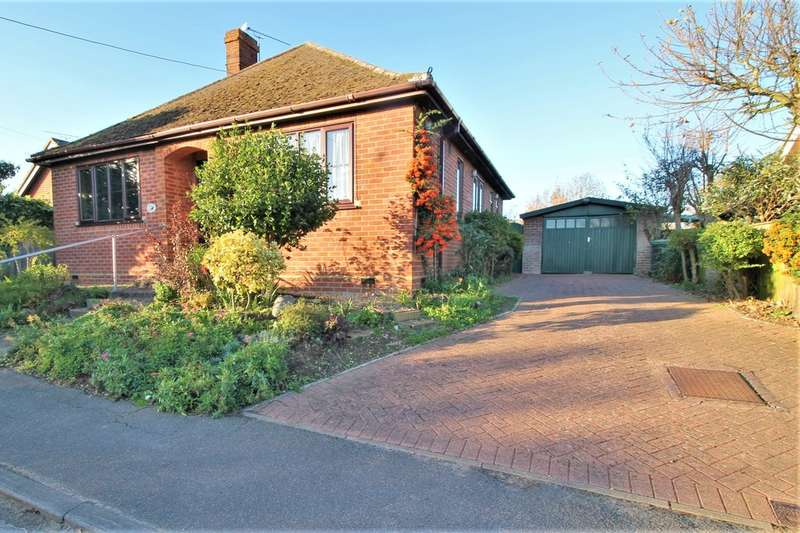 3 Bedrooms Detached Bungalow for sale in Coldham Lane, Gislingham