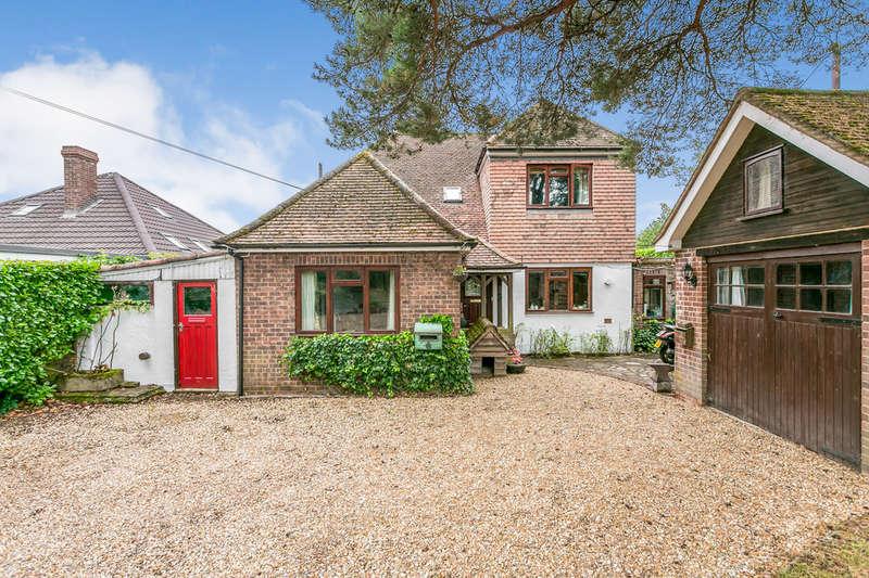 4 Bedrooms Detached House for sale in Withyham Road, Groombridge, Tunbridge Wells