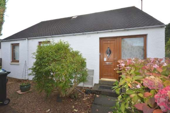 2 Bedrooms Bungalow for rent in Barmore Place, Abernethy, PH2