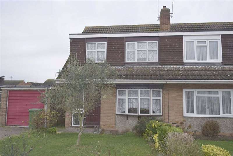 3 Bedrooms Semi Detached House for rent in Throwley Close, Basildon, Essex