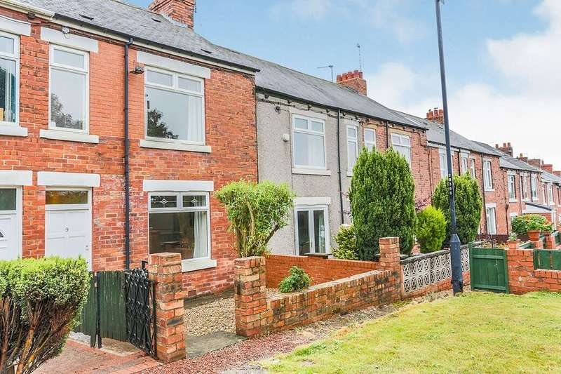 3 Bedrooms Terraced House for sale in Burt Terrace, Newcastle Upon Tyne, NE15