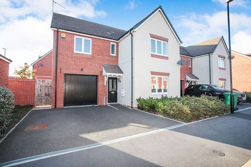 4 Bedrooms Detached House for rent in Steinway, Coventry, CV4