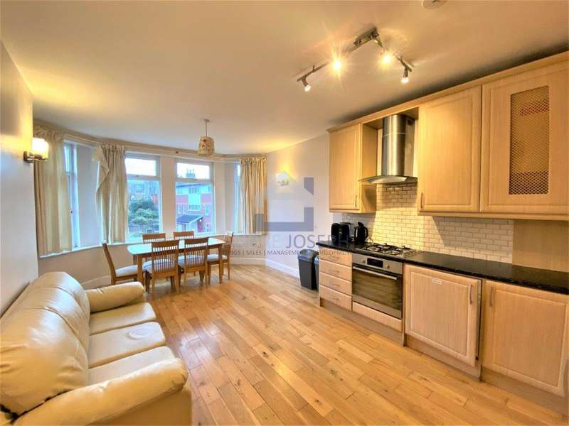 2 Bedrooms Flat for rent in Farnan Lodge, Streatham, London, SW16 2EX
