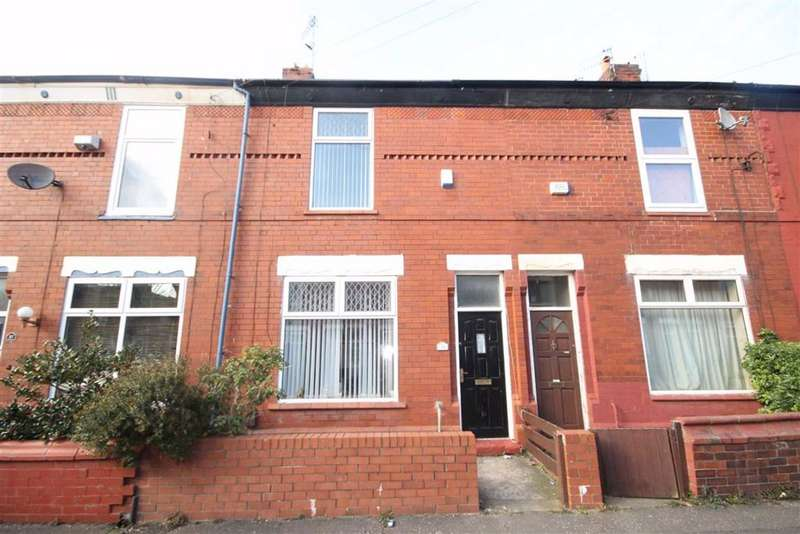 2 Bedrooms Terraced House for rent in Guildford Road, Manchester