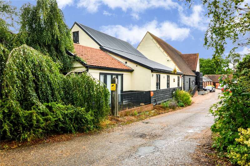 Detached House for sale in Great Bardfield