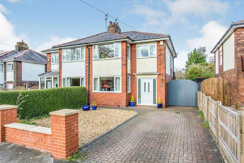 3 Bedrooms Semi Detached House for sale in New Lane, Penwortham, Preston, PR1