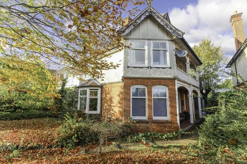 5 Bedrooms Detached House for sale in Weyhill Road, Andover, SP10