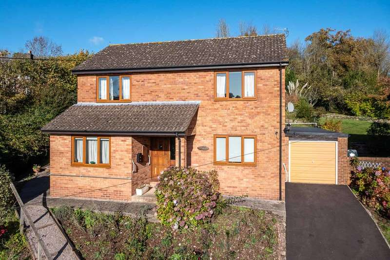 3 Bedrooms Detached House for sale in Awre Road, Blakeney