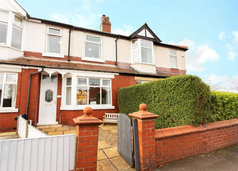 3 Bedrooms Terraced House for sale in Letchworth Drive, Chorley, PR7
