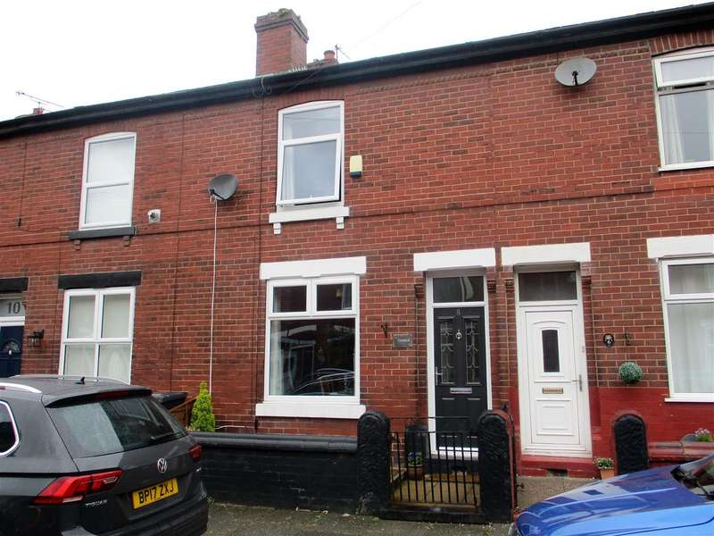 2 Bedrooms Terraced House for rent in Kirkman Avenue, Eccles, Manchester