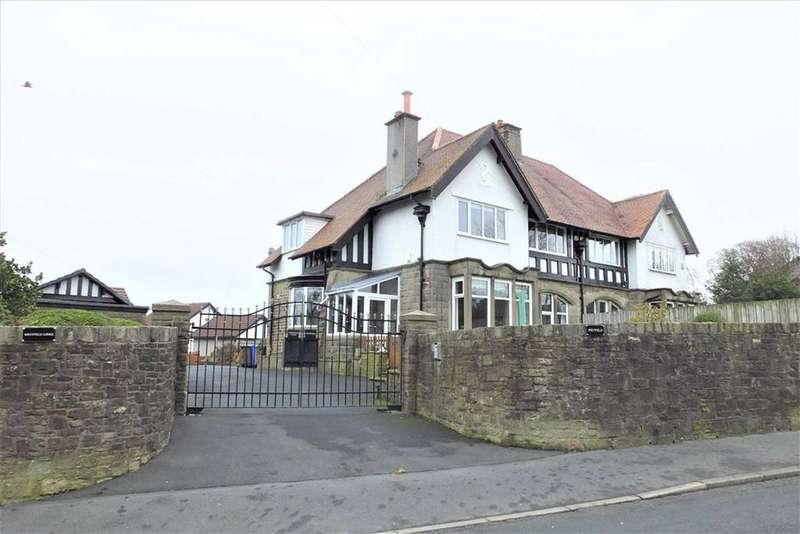 4 Bedrooms Semi Detached House for sale in Gisburn Road, Barnoldswick, Lancashire, BB18