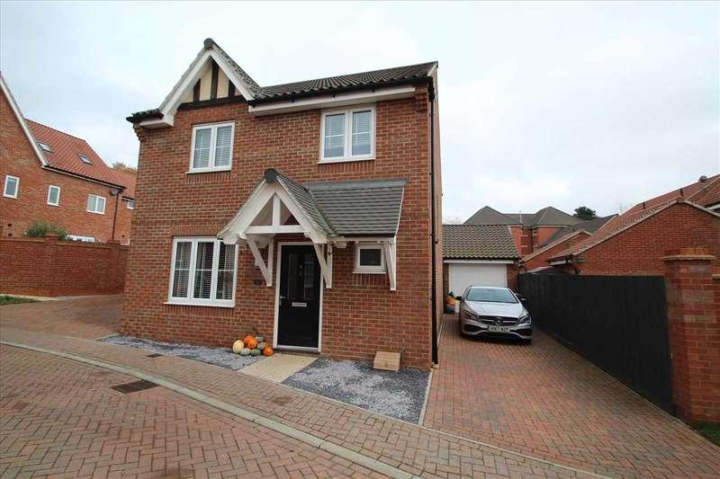 4 Bedrooms House for sale in Elm Close, Martlesham
