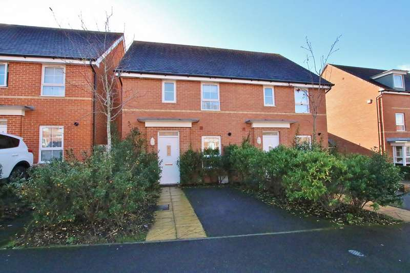 3 Bedrooms Semi Detached House for sale in Cardinal Place, Maybush, Southampton